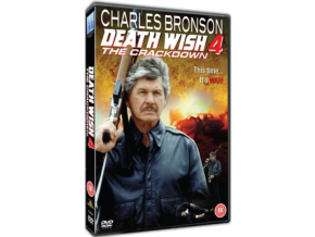 Death Wish 4 - The Crackdown (DVD)