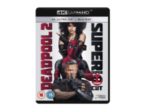Deadpool 2  Uhd 4k (Blu-ray 4K)