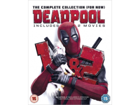 Deadpool  1&2 Double (Blu-ray)