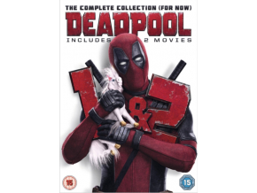 Deadpool  1&2 Double (DVD)