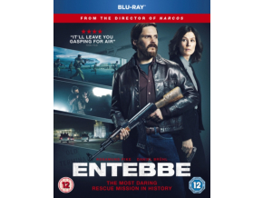 Entebbe (Blu-ray)