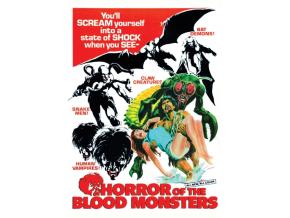 Horror Of The Blood Monster (DVD)