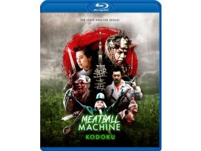 Meatball Machine Kodoku (Blu-ray) (DVD)
