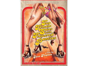 Two Female Spies With Flowered Panties (DVD)