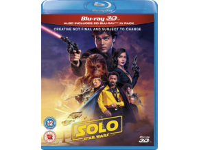 Solo: A Star Wars Story 3D (Blu-ray 3D)