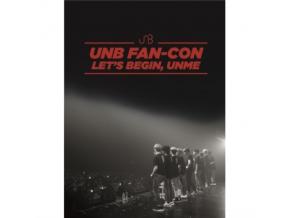 UNB - 2018 Unb Fan-Con Lets Begin Unme (DVD)
