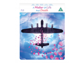 A Matter Of Life And Death (Steelbook) (Blu-ray)