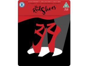 The Red Shoes (Ltd Steelbook) (Blu-ray)