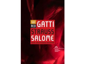 ROYAL CONCERTGEBOUW ORCHESTRA / DANIELE GATTI / LANCE RYAN / DORIS SOFFEL / MALIN BYSTROM / EVGENY NIKITIN / PETER SONN / HANNA HIPP - Richard Strauss: Salome (DVD)