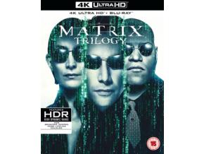 Matrix Trilogy (Blu-ray 4K)