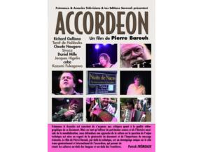 RICHARD GALLIANO / TARAF DE HAIDOUKS / CLAUDE NOUGARO - Accordeon - Un Film De Pierre Barouh (Ntsc) (DVD)