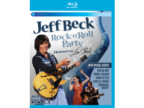 JEFF BECK - Rock N Roll Party (Blu-ray)