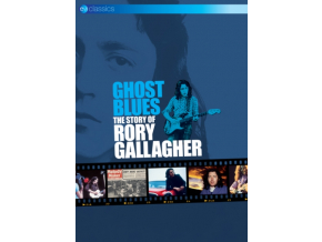 RORY GALLAGHER - Ghost Blues - The Story Of (DVD)