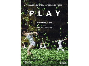 PARIS OPERA BALLET - Karlsson/Ekman/Play (DVD)