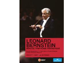 FRANCE NO/BERNSTEIN - Berlioz/Symphonie Fantastique (DVD)