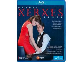 VARIOUS ARTISTS - Handel/Xerxes (Blu-ray)