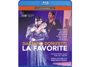 VARIOUS ARTISTS - Donizetti/La Favorite (Blu-ray)