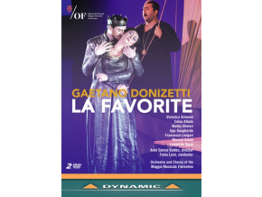 VARIOUS ARTISTS - Donizetti/La Favorite (DVD)