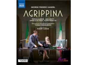BARDON/DE NIESE/HENGELBROCK - Handel/Agrippina (Blu-ray)