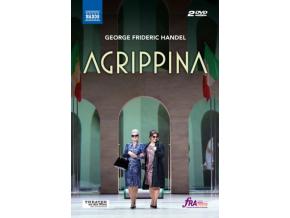 BARDON/DE NIESE/HENGELBROCK - Handel/Agrippina (DVD)