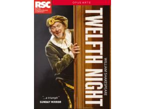 Shakespeare - Twelfth Night (DVD)
