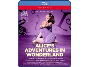 Talbot - Alice In Wonderland (Blu-ray)