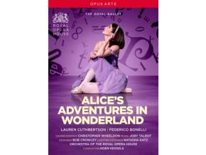 Talbot - Alice In Wonderland (DVD)