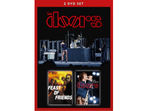 Feast Of Friends/Hollywood Bowl (DVD)