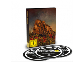OPETH - Garden Of The Titans (Opeth Live At Red Rocks Amphitheatre) (DVD)