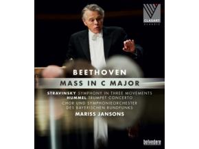 JANSONS / ARMAN / PISARONI - Beethoven: Mass In C Major (Blu-ray)