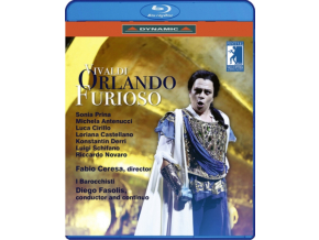 VARIOUS ARTISTS - Vivaldi: Orlando Furioso (Blu-ray)
