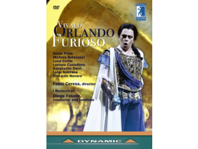 VARIOUS ARTISTS - Vivaldi: Orlando Furioso (DVD)