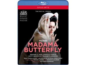 THE ROYAL OPERA / PAPPANO - Puccini: Madama Butterfly (Blu-ray)