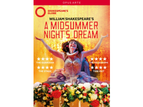 SHAKESPEARES GLOBE THEATRE - A Midsummer Nights Dream (DVD)