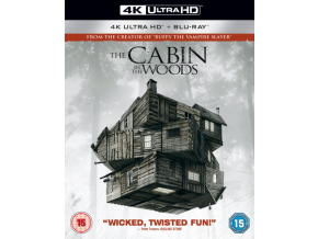 Cabin In The Woods. The (Blu-ray 4K)