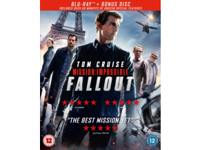 Mission: Impossible - Fallout (Blu-ray)