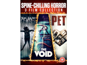 Spine-Chilling Horror 3 Film Collection (DVD)
