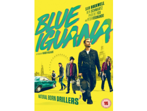 Blue Iguana (DVD)