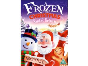 Frozen Christmas: Santas Return (DVD)