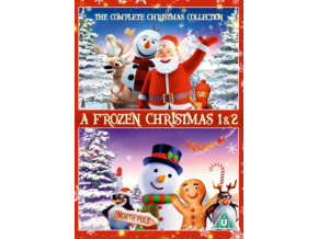 A Frozen Christmas Box Set (DVD)