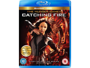 Hunger Games. The: Catching Fire (Blu-ray + DVD)