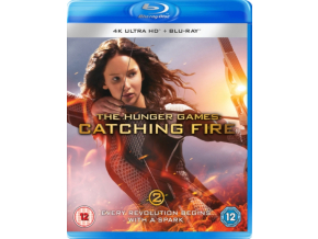 Hunger Games. The: Catching Fire (Blu-ray 4K)