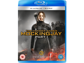 Hunger Games. The: Mockingjay Part 1 (Blu-ray 4K)