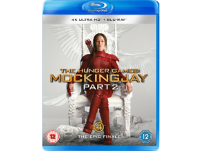 Hunger Games. The: Mockingjay Part 2 (Blu-ray 4K)
