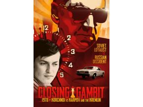 Closing Gambit - 1978 Korchnoi Versus Karpov And The Kremlin (DVD)
