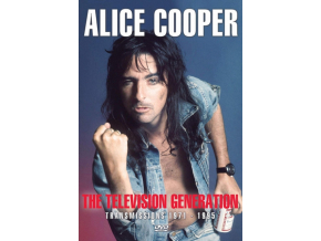 ALICE COOPER - The Television Generation (DVD)