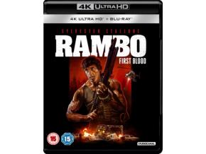 Rambo: First Blood (Blu-ray 4K)