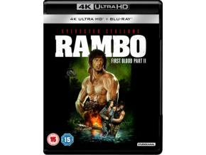 Rambo: First Blood Part Ii (Blu-ray 4K)