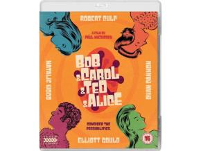 Bob & Carol & Ted & Alice (Blu-ray)