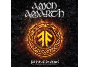 AMON AMARTH - The Pursuit Of Vikings: 25 Years In The Eye Of The (Blu-ray)